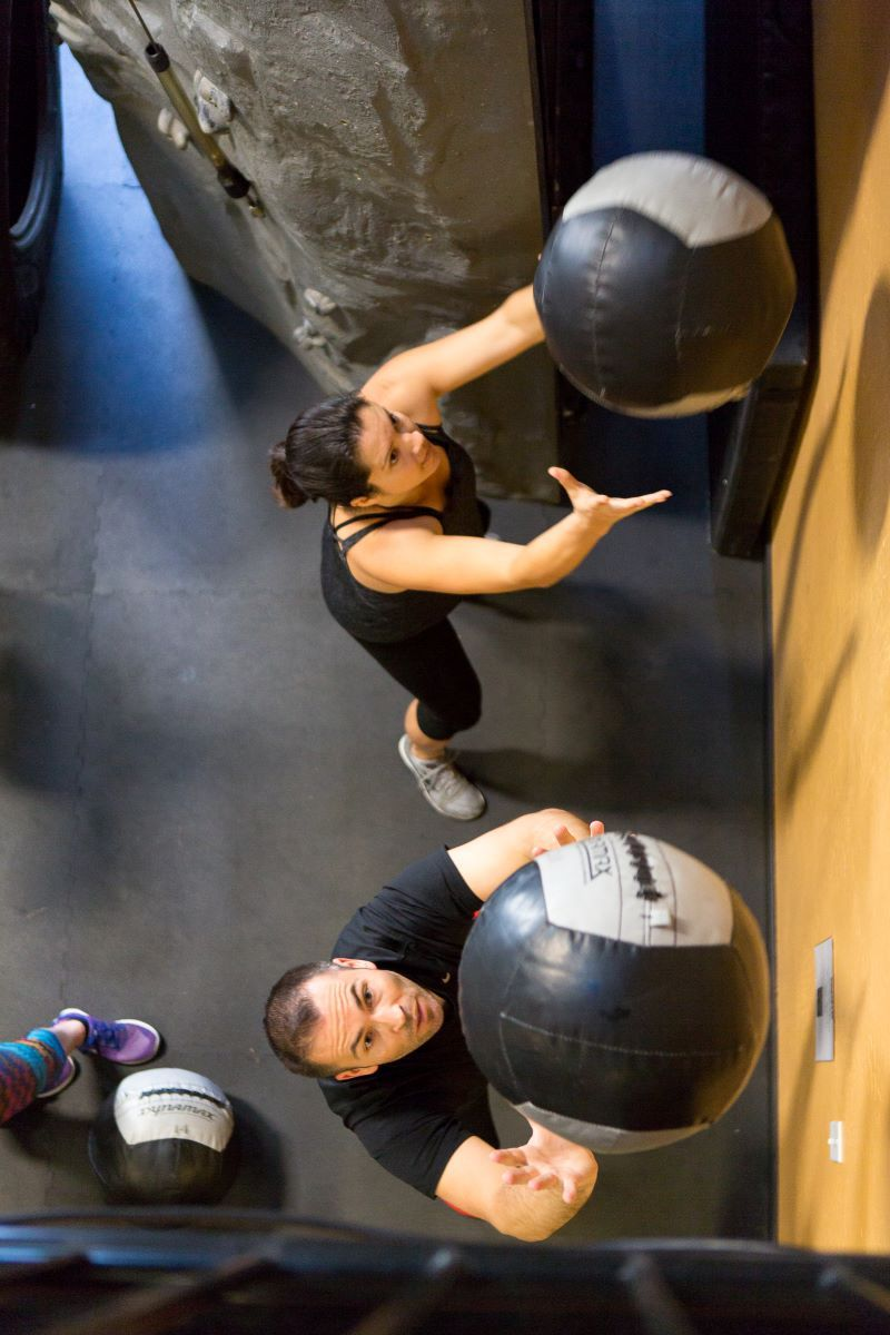 Couples Personal Training at Training Zone Gym in Yuba Sutter